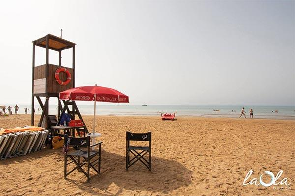 stabilimento balneare a marina di ragusa laola beach